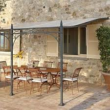 pergola ferronnerie ma pergola. Black Bedroom Furniture Sets. Home Design Ideas