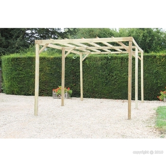 visualiser pergola 15m2