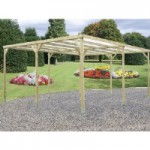 illustration pergola 2m sur 3
