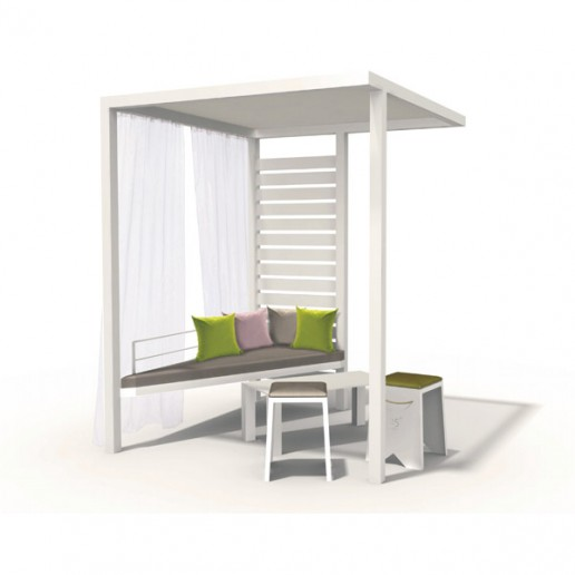 pergola 2m x 2m ma pergola. Black Bedroom Furniture Sets. Home Design Ideas