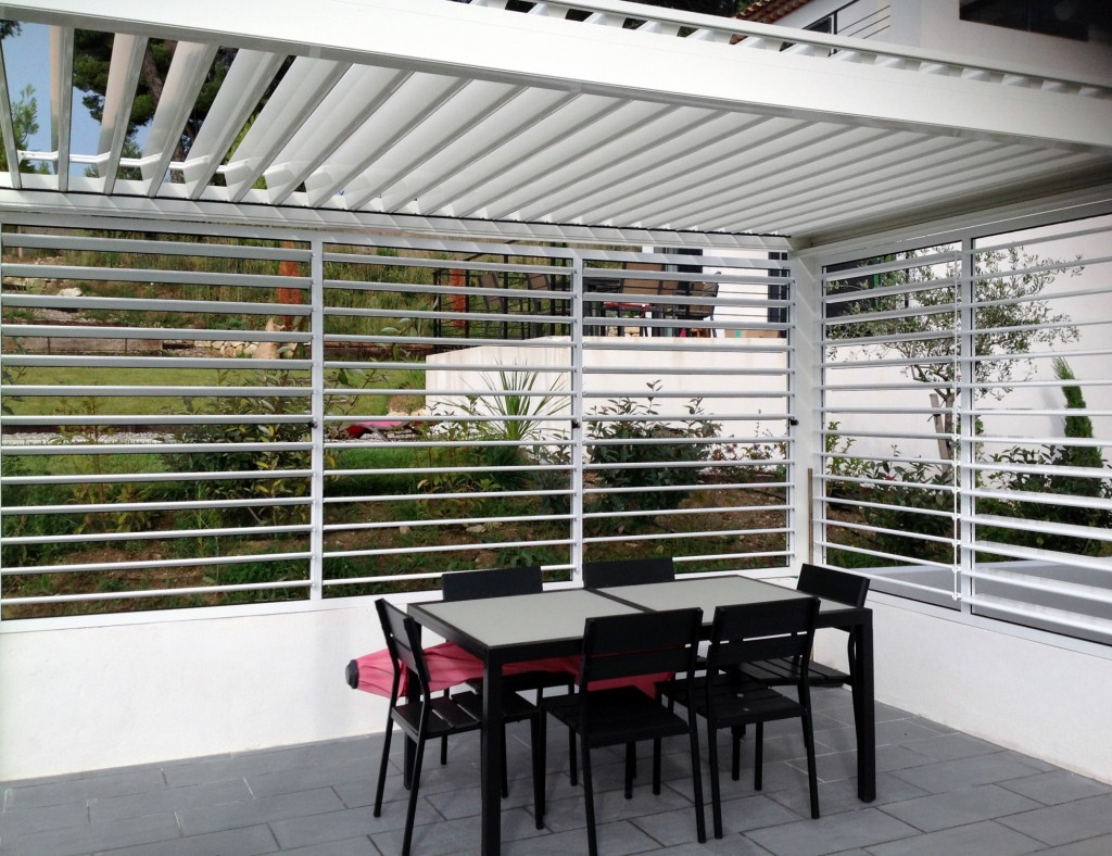 visualiser pergola 2m x 2m