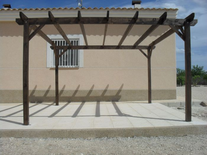 visualiser pergola 3 x 4
