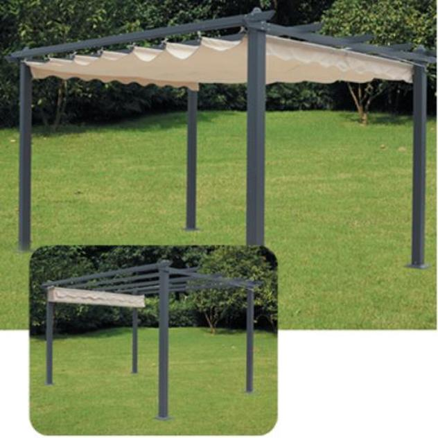 pergola 3x4m ma pergola. Black Bedroom Furniture Sets. Home Design Ideas