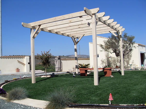 pergola 4m x 3m ma pergola. Black Bedroom Furniture Sets. Home Design Ideas