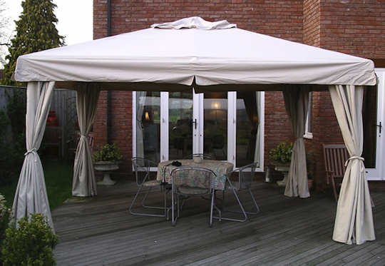 visualiser pergola 4m x 3m