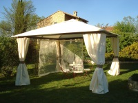 illustration pergola 5mx4m