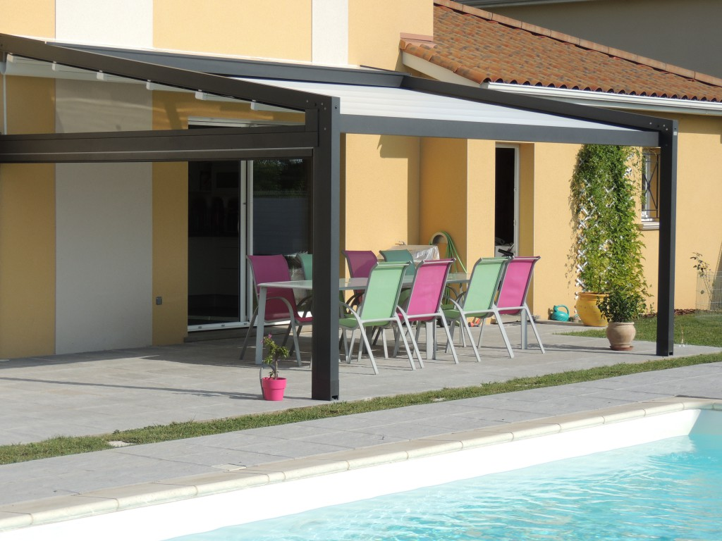 visualiser pergola alu sur mesure