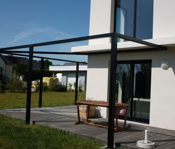 visualiser pergola d'angle
