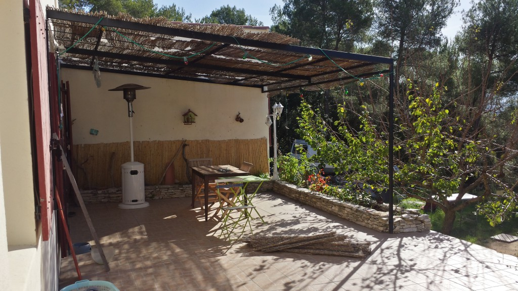 photographie pergola demontable