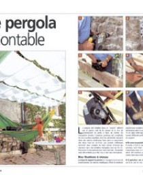 visualiser pergola demontable