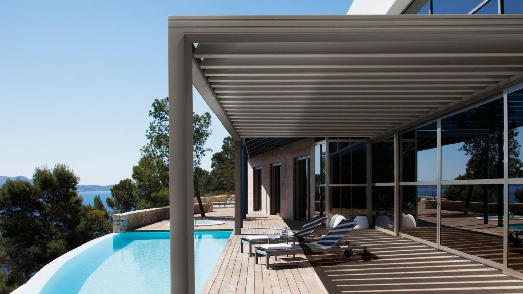 visualiser pergola electrique