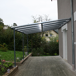 visualiser pergola en verre