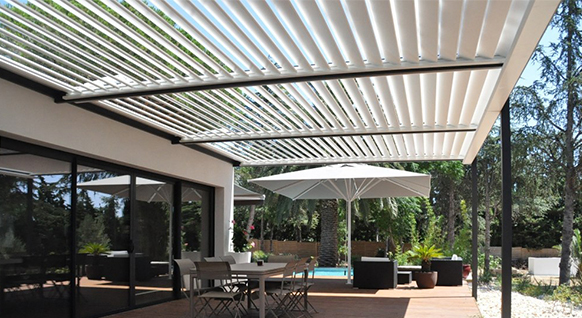 visualiser pergola gironde