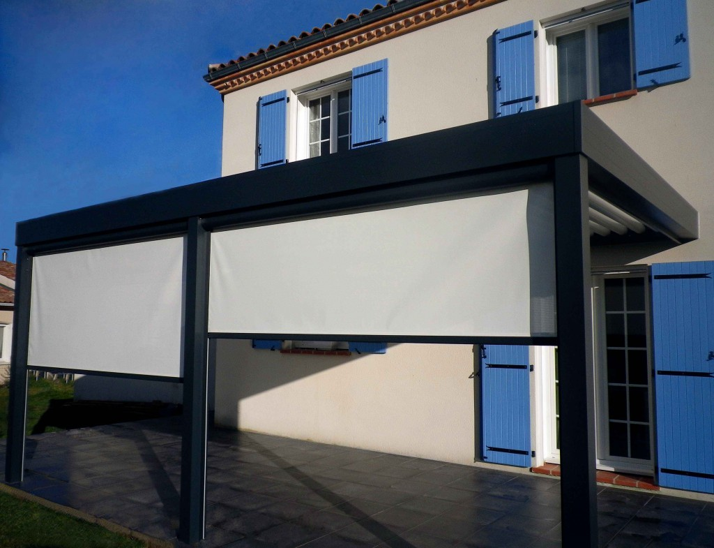 visualiser pergola italienne