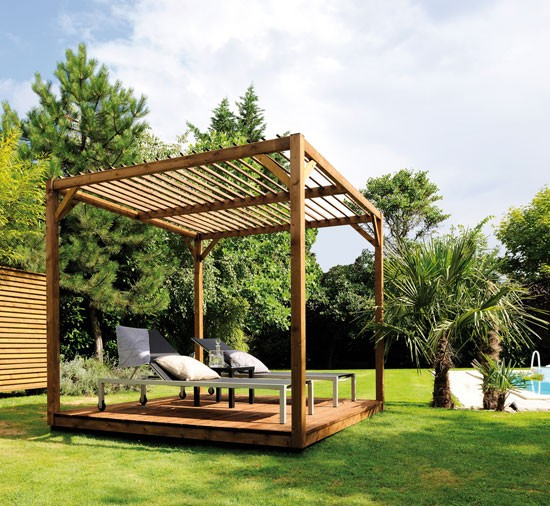 pergola jardin ma pergola. Black Bedroom Furniture Sets. Home Design Ideas