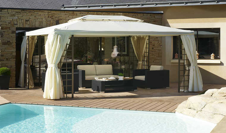 pergola jardin pas cher ma pergola. Black Bedroom Furniture Sets. Home Design Ideas