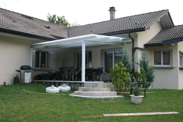 photographie pergola kit alu