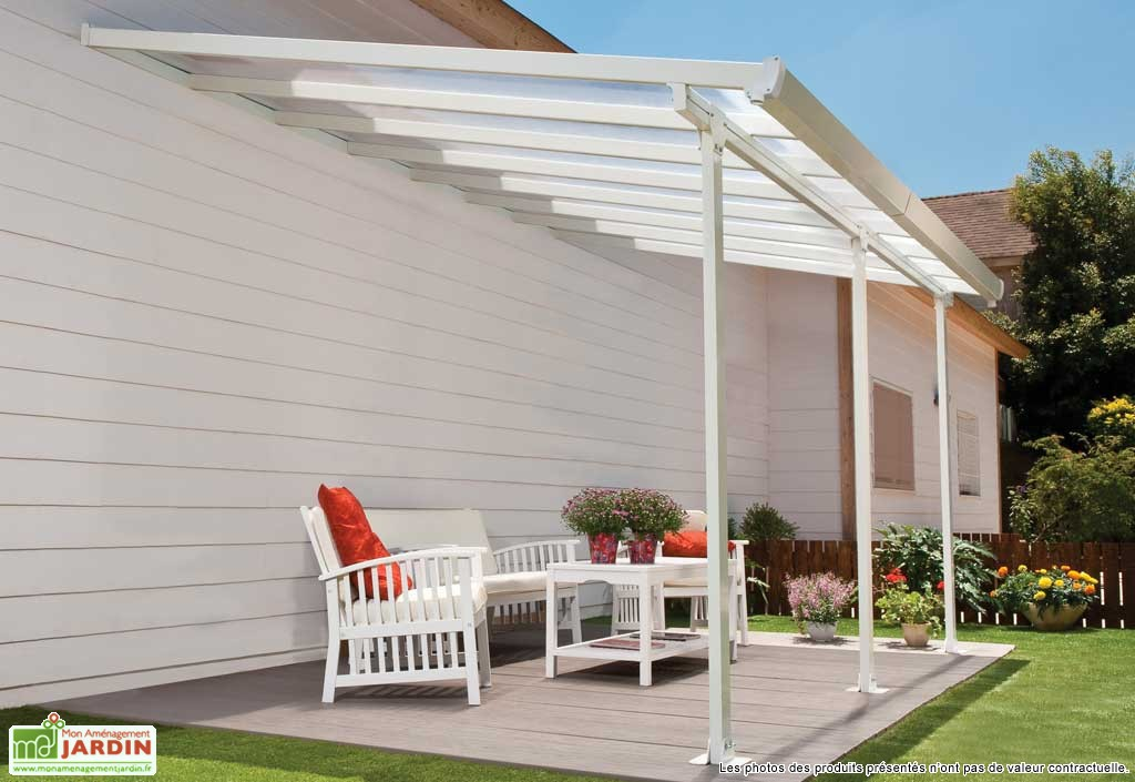 photo pergola kit alu