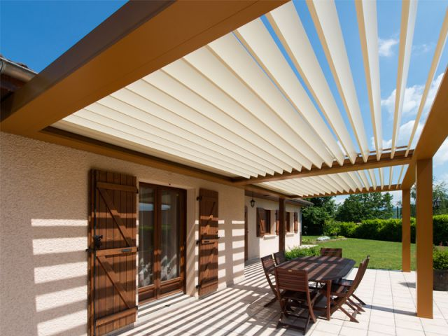 photo pergola luciole prix