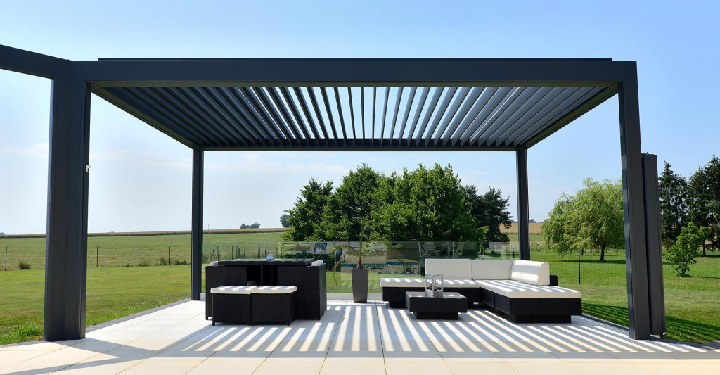 illustration pergola luxe