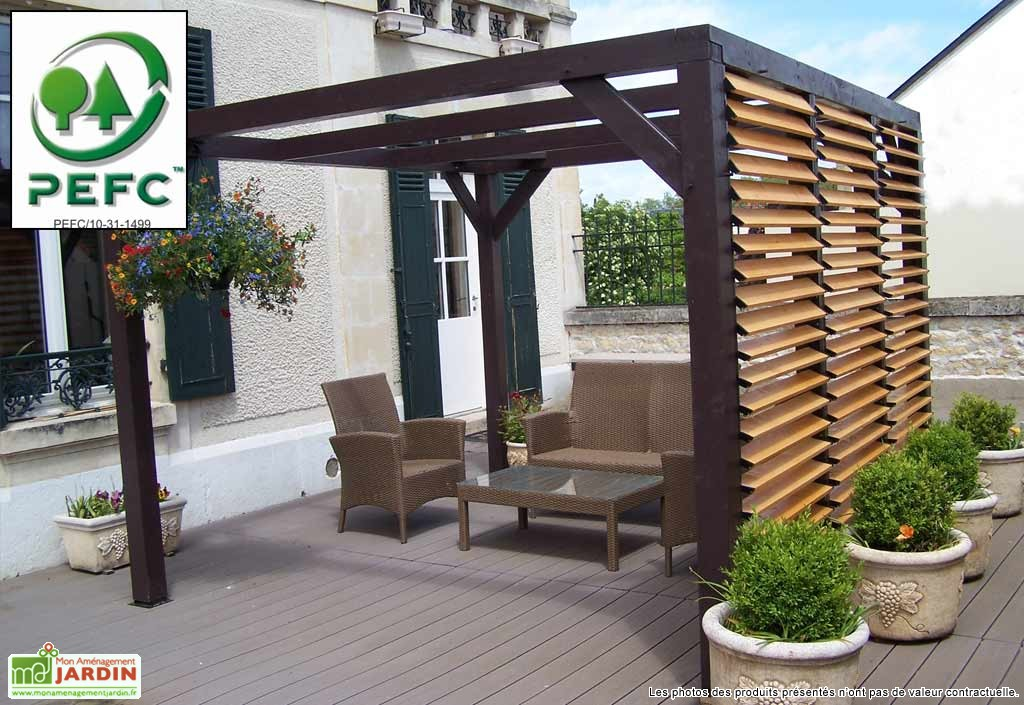 pergola ombra ma pergola. Black Bedroom Furniture Sets. Home Design Ideas