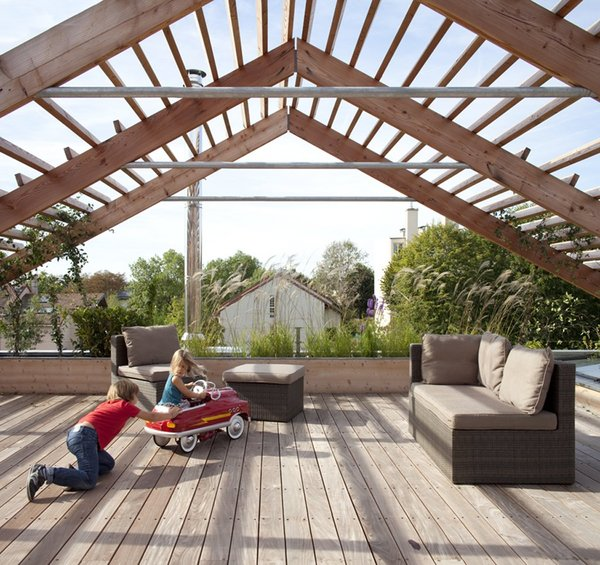 visualiser pergola originale