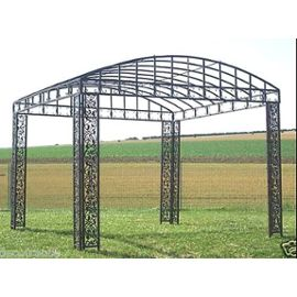 visualiser pergola ou tonnelle
