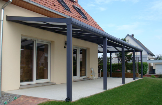 photo pergola ou veranda