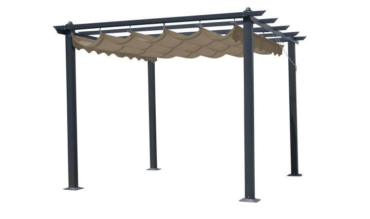 pergola pas cher ma pergola. Black Bedroom Furniture Sets. Home Design Ideas