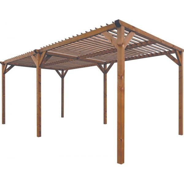 photo pergola pas cher