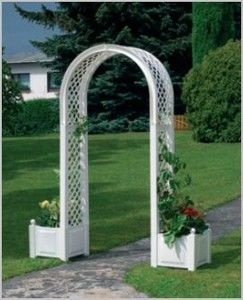 visualiser pergola pvc
