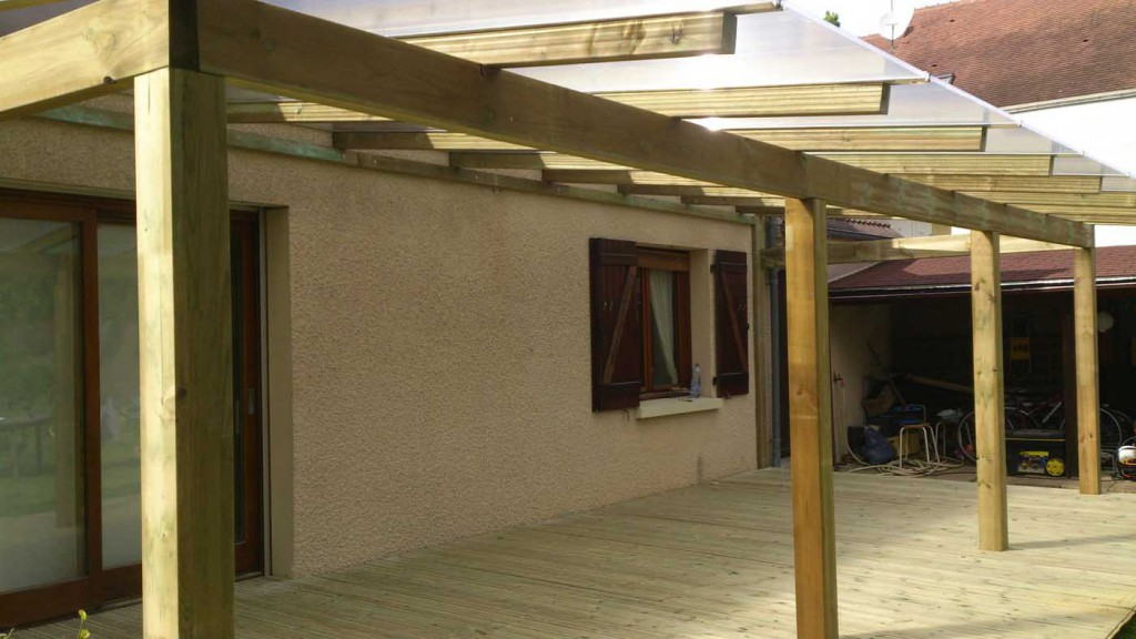 photo pergola quel bois