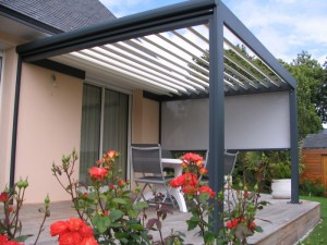 visualiser pergola quimper