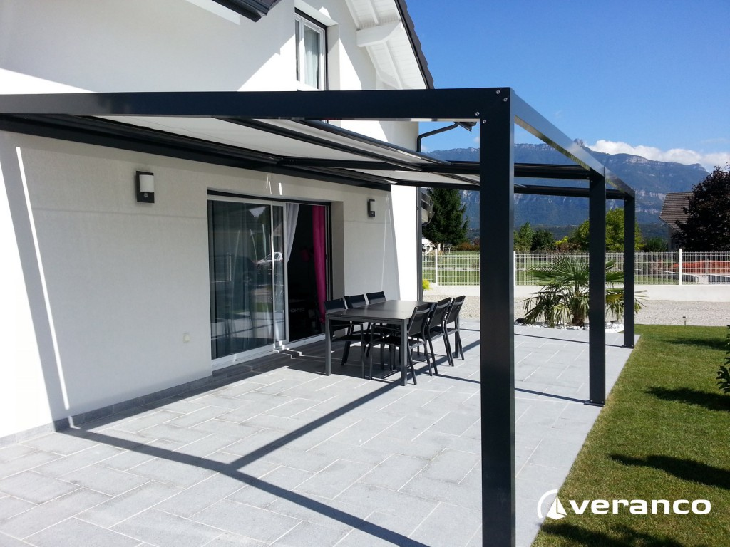 visualiser pergola retractable