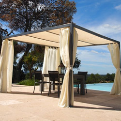 pergola rideau ma pergola. Black Bedroom Furniture Sets. Home Design Ideas