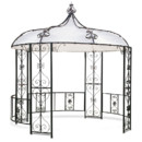 illustration pergola ronde