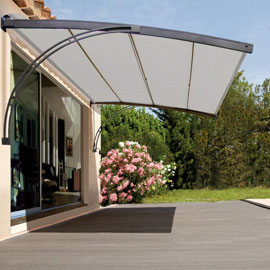 pergola suspendue ma pergola. Black Bedroom Furniture Sets. Home Design Ideas
