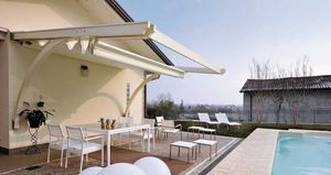 photo pergola suspendue